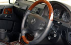 Mercedes Benz G Class Steering Wheel Picture