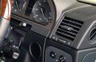 Mercedes Benz G Class Side AC Control Picture