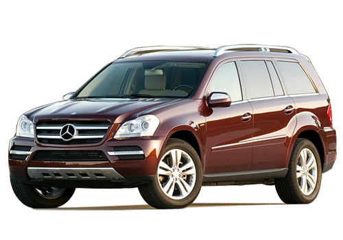 Mercedes Benz GL Pictures