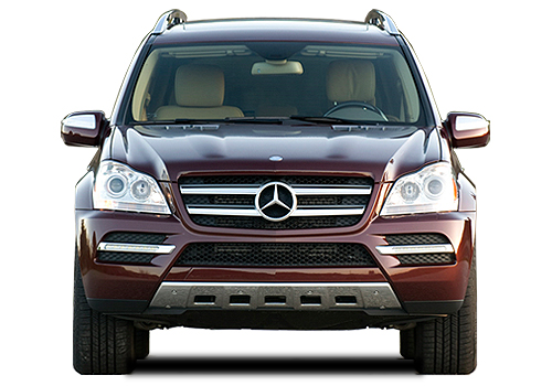 Mercedes Benz GL Class Pictures