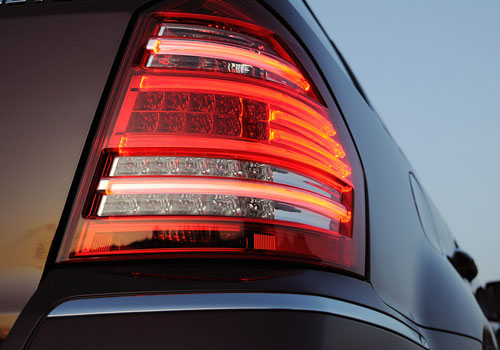 Mercedes Benz GL Class Tail Light Exterior Picture