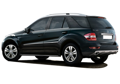 Mercedes Benz M Class Cross Side View Exterior Picture