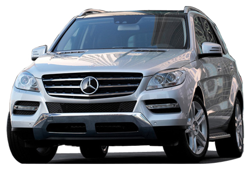 New mercedes m class suv launched in oman india launch in may for Mercedes benz prices in india