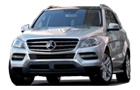 Mercedes Benz M Class Pictures