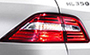 Mercedes Benz M Class Tail Light