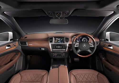 Mercedes Benz Ml Price In India