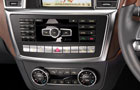 Mercedes Benz M Class Stereo Pictures