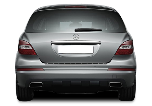 Mercedes Benz R Class Rear View Exterior Picture