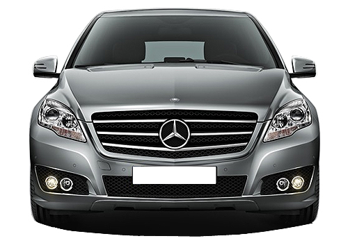 Mercedes Benz R Class Front View Exterior Picture