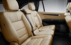 Mercedes Benz R Class Rear Seats Picture