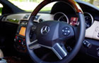 Mercedes Benz R Class Steering Wheel Picture