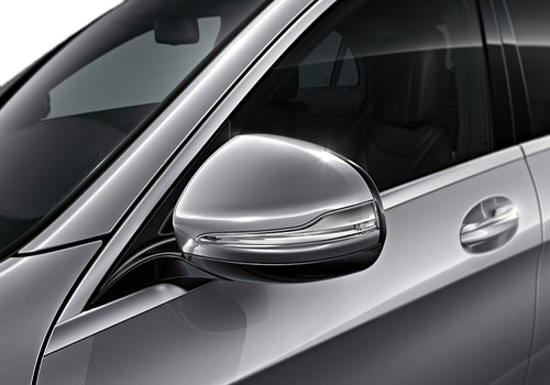 Mercedes Benz S Class Door Handle Exterior Picture
