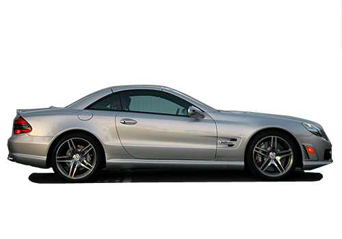 Mercedes Benz SL Class Side Medium View Exterior Picture