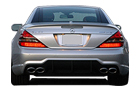 Mercedes Benz SL Class Rear View Picture