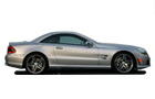 Mercedes Benz SL Class Side Medium View Picture