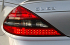 Mercedes Benz SL Class Tail Light Picture
