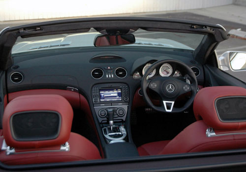 Mercedes Benz SL Class Pictures