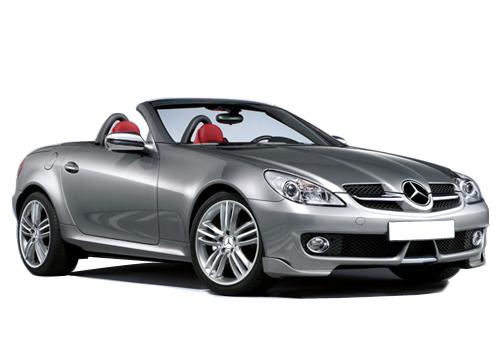 Mercedes Benz SLK Class Pictures