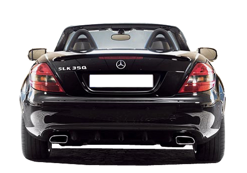Mercedes Benz SLK Class Rear View Exterior Picture