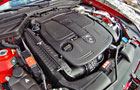 Mercedes Benz SLK Class Engine Picture