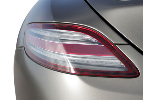 Mercedes Benz SLS Class Tail Light Exterior Picture