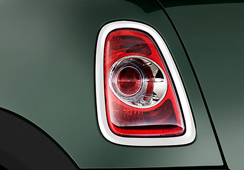 Mini Cooper Convertible Tail Light Exterior Picture