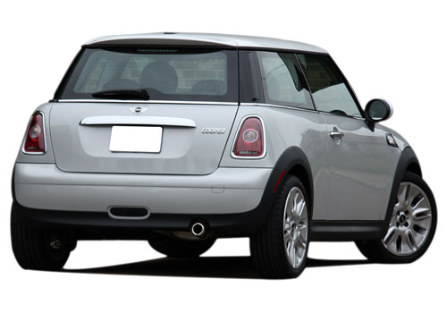 Mini Cooper Countryman Rear Angle View Exterior Picture