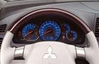 Mitsubishi Grandis Tachometer Picture