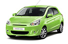 Mitsubishi Mirage Picture
