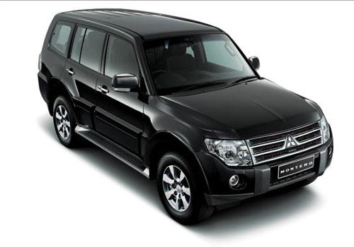 Mitsubishi Montero Photo