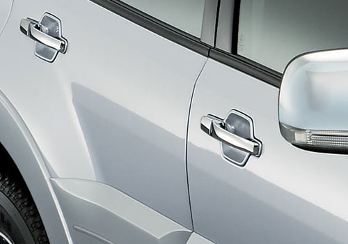 Mitsubishi Montero Door Handle Exterior Picture