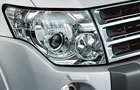 Mitsubishi Montero Headlight Picture