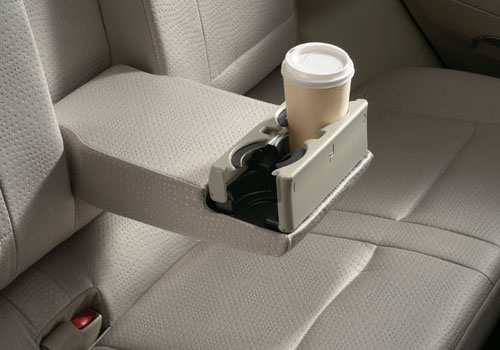 Mitsubishi Montero Cup Holders Interior Picture
