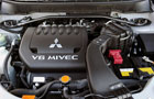 Mitsubishi Outlander Engine Pictures