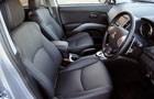 Mitsubishi Outlander Front Seats Picture
