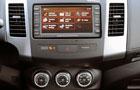 Mitsubishi Outlander Stereo Picture