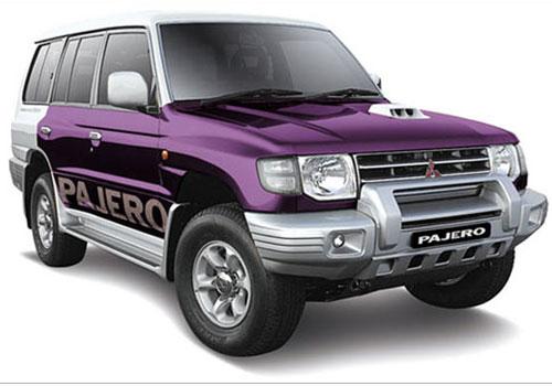 Mitsubishi Pajero Pictures