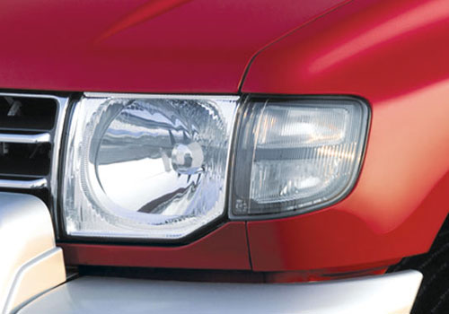 Mitsubishi Pajero Headlight Picture