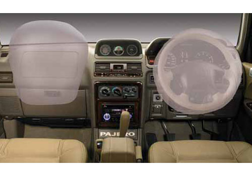Mitsubishi Pajero Safety Features