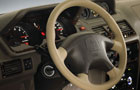 Mitsubishi Pajero Steering Wheel Picture