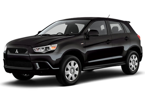 Mitsubishi RVR Front Angle View Exterior Picture