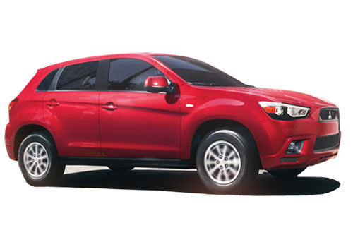 Mitsubishi RVR Front Side View Exterior Picture