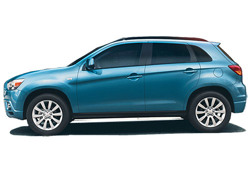 Mitsubishi RVR Front Angle Side View Exterior Picture