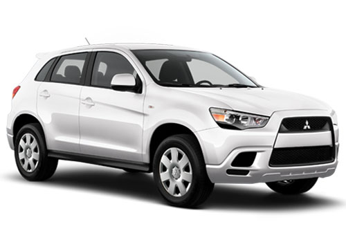 Mitsubishi RVR Front Low Angle View Exterior Picture