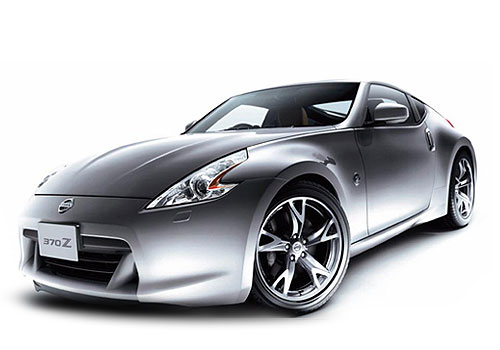 Nissan 370Z coupe Pictures