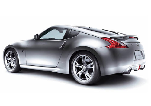 Nissan 370Z Cross Side View Exterior Picture