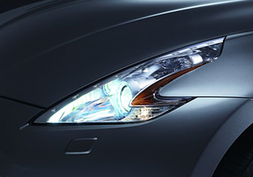 Nissan 370Z Headlight Exterior Picture