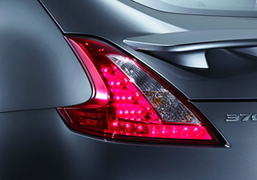 Nissan 370Z Tail Light Exterior Picture