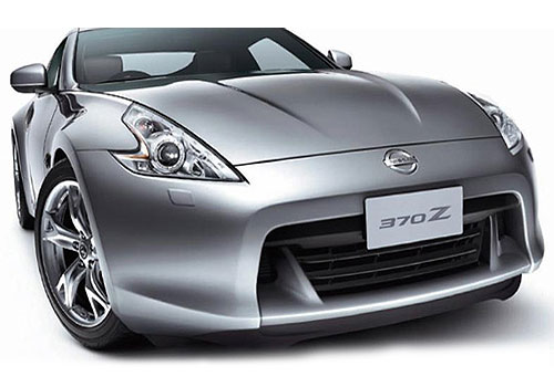 Nissan 370Z Front Low Angle View Exterior Picture