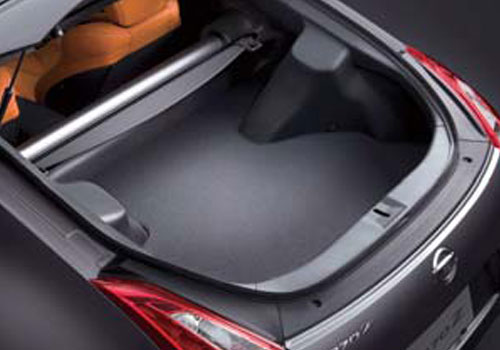 Nissan 370Z Boot Open Interior Picture